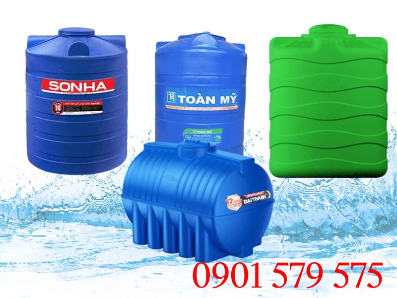 bồn nước nhựa chính hãng