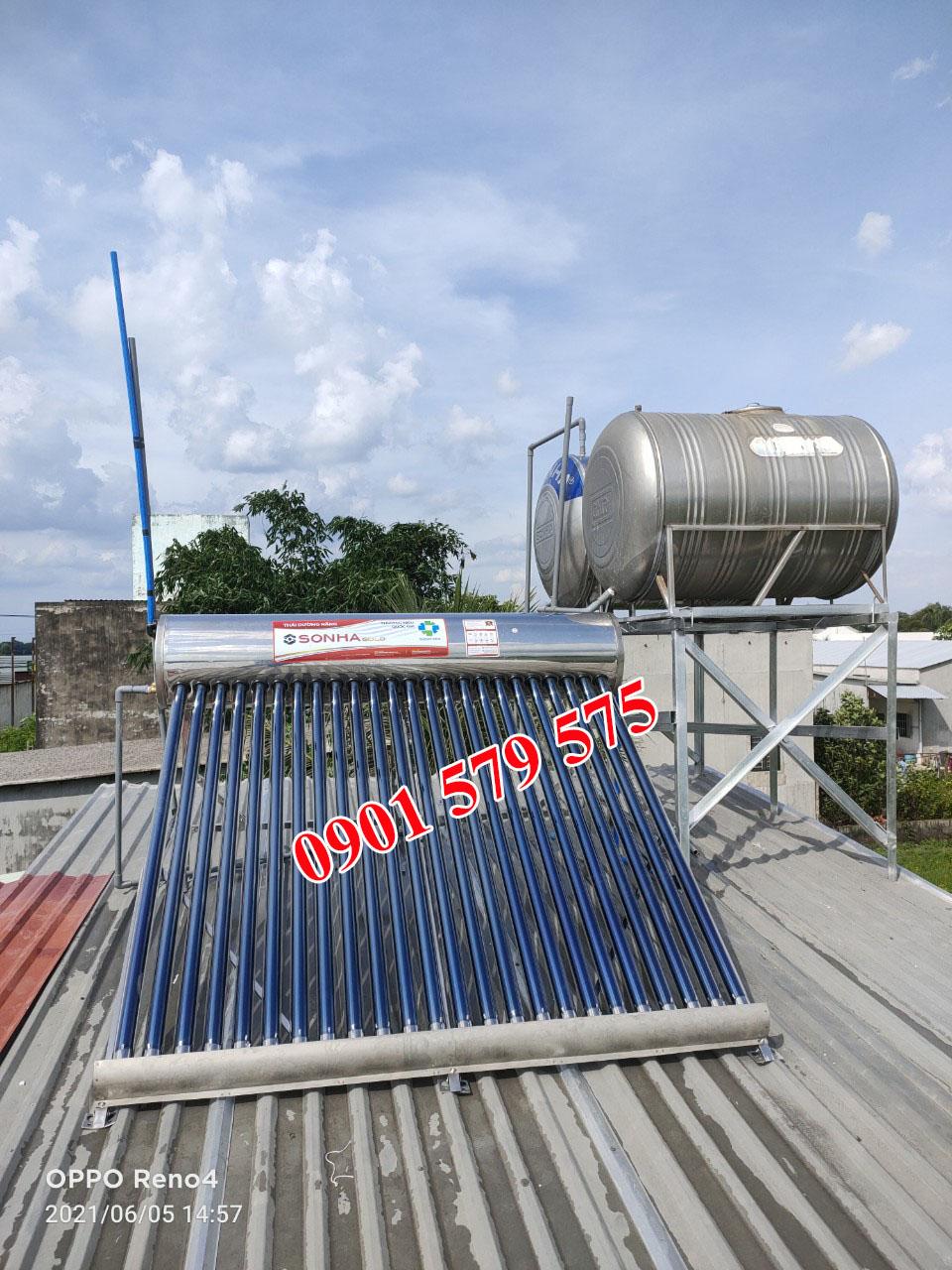 Máy năng lượng mặt trời Sơn Hà thân thiện với người dùng