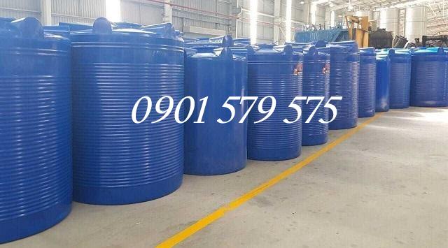 Sản xuất téc nước với số lượng lớn