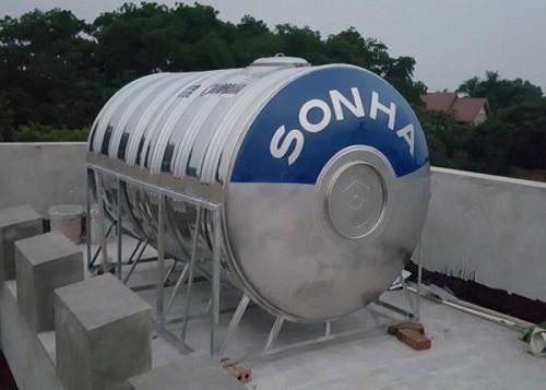 Bồn nước inox Sơn Hà