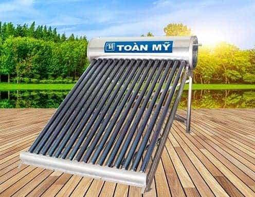 Máy nước nóng năng lượng mặt trời Toàn Mỹ uy tín
