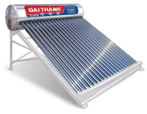 Máy nước nóng năng lượng mặt trời Đại Thành chất lượng